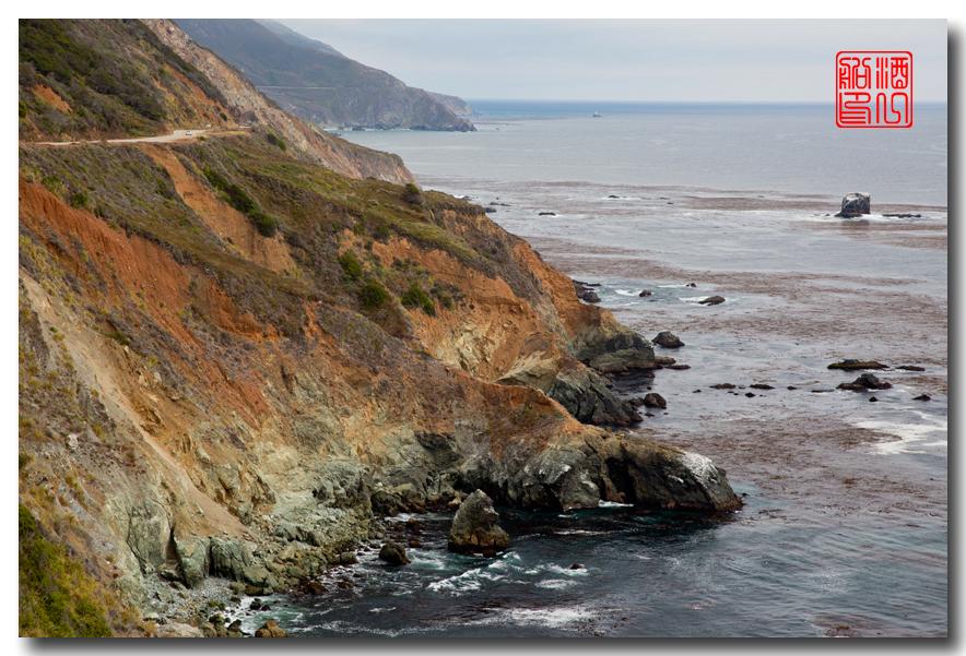 《酒一船》:大苏尔(Big Sur) - 加州最美的海岸线_图2-8