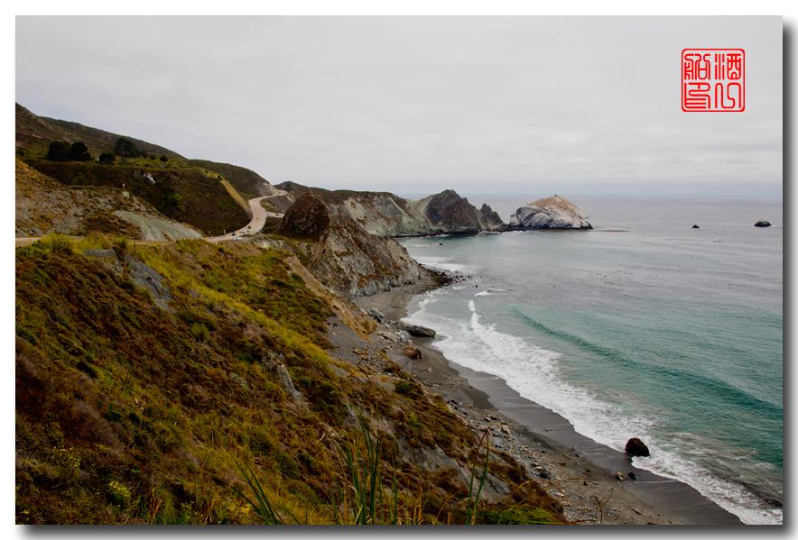 《酒一船》:大苏尔(Big Sur) - 加州最美的海岸线_图2-10