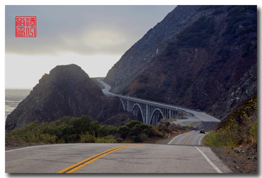 《酒一船》:大苏尔(Big Sur) - 加州最美的海岸线_图2-11