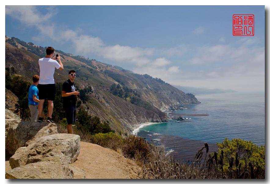 《酒一船》:大苏尔(Big Sur) - 加州最美的海岸线_图2-13