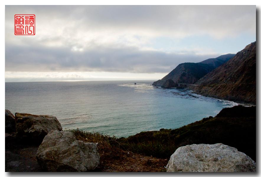 《酒一船》:大苏尔(Big Sur) - 加州最美的海岸线_图2-14