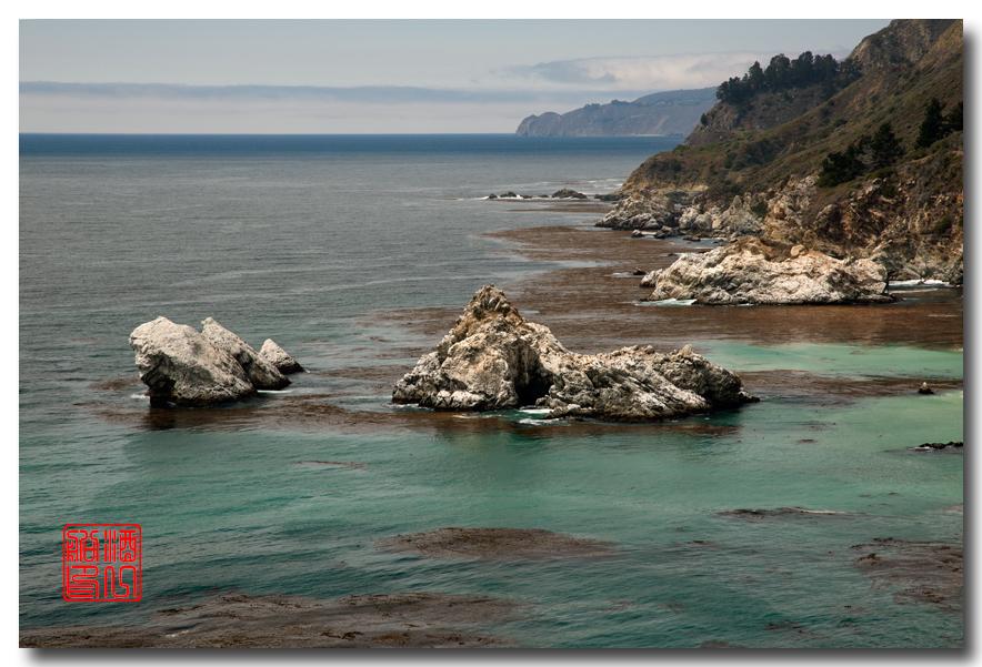 《酒一船》:大苏尔(Big Sur) - 加州最美的海岸线_图2-15