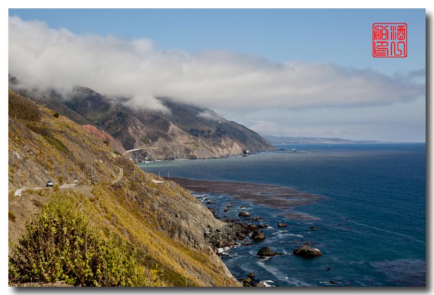 《酒一船》:大苏尔(Big Sur) - 加州最美的海岸线_图2-17