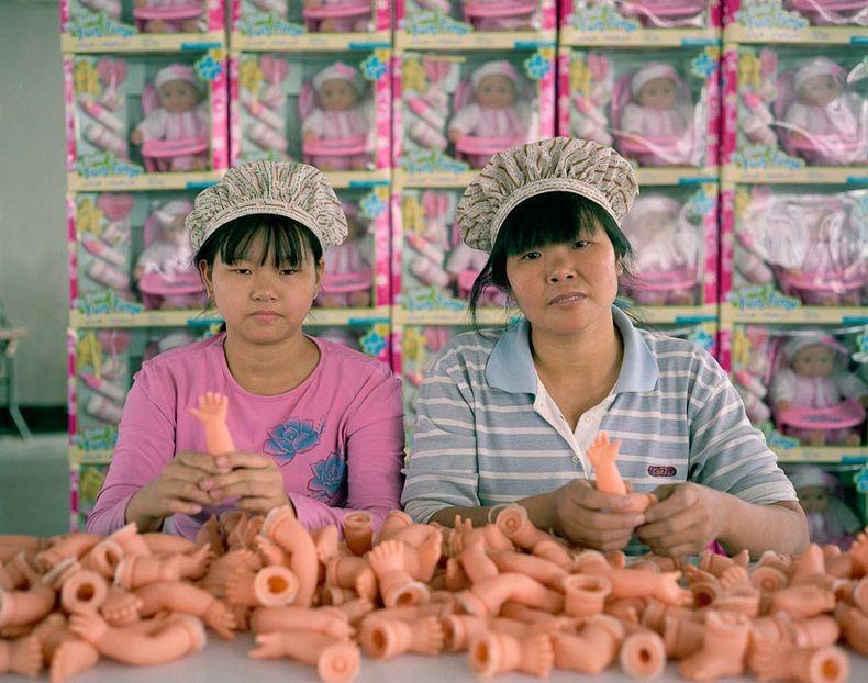 【攝影蟲】TOY STORY 背后的中國女工_图1-1