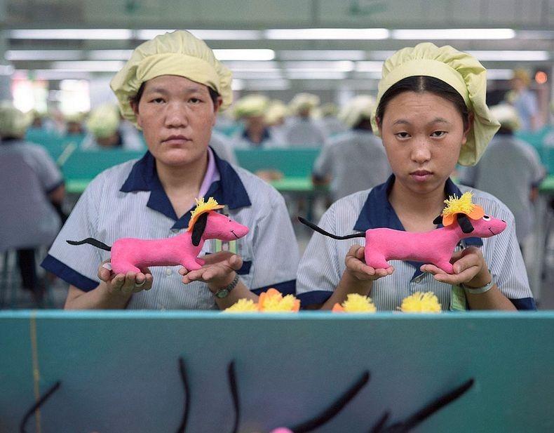 【攝影蟲】TOY STORY 背后的中國女工_图1-2