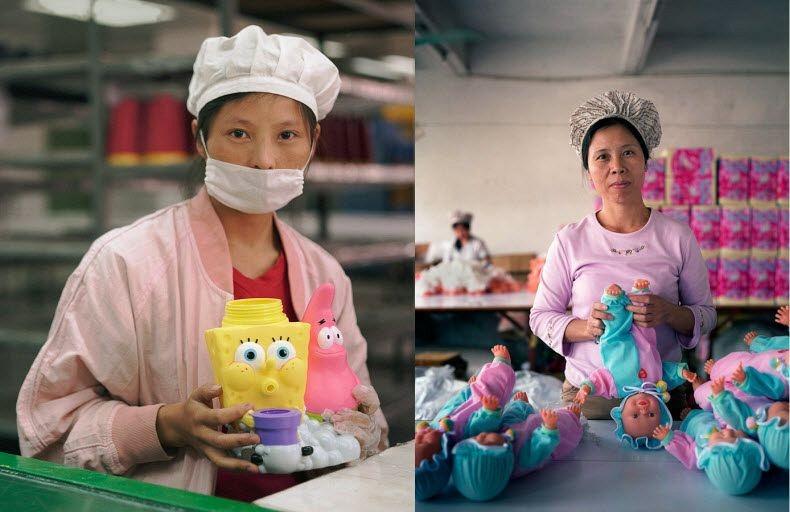 【攝影蟲】TOY STORY 背后的中國女工_图1-8