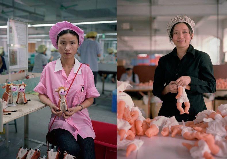 【攝影蟲】TOY STORY 背后的中國女工_图1-9
