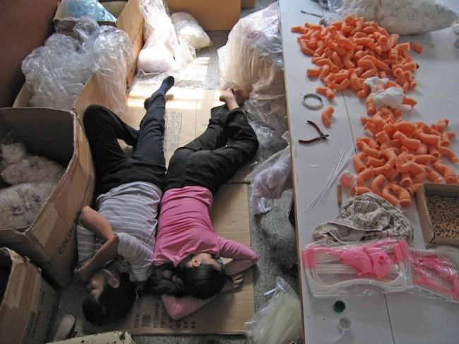 【攝影蟲】TOY STORY 背后的中國女工_图1-16
