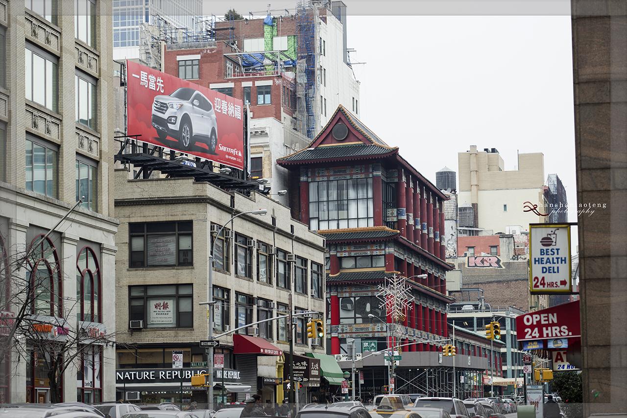 2014,纽约唐人街_图1-9
