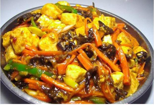 鱼香豆腐_图1-1