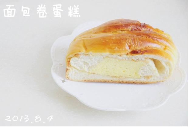 面包卷蛋糕的做法_图1-1