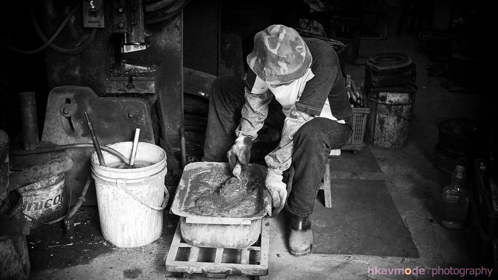 【攝影蟲】被遺忘了的行業__炮尖鍛造--Dennis Dung_图1-11