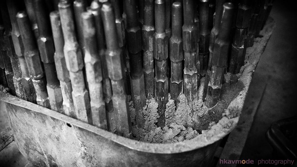 【攝影蟲】被遺忘了的行業__炮尖鍛造--Dennis Dung_图1-8