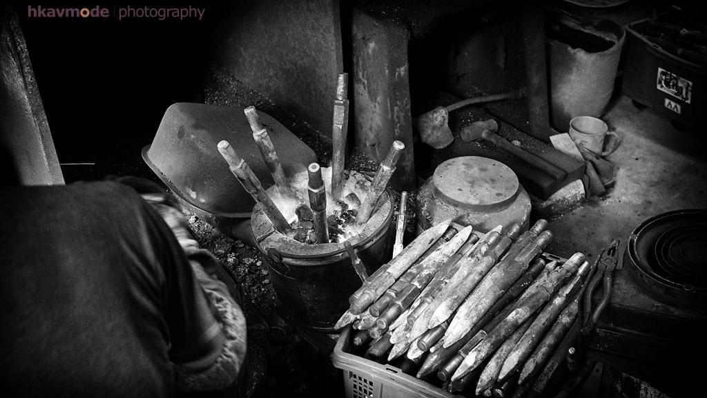 【攝影蟲】被遺忘了的行業__炮尖鍛造--Dennis Dung_图1-13