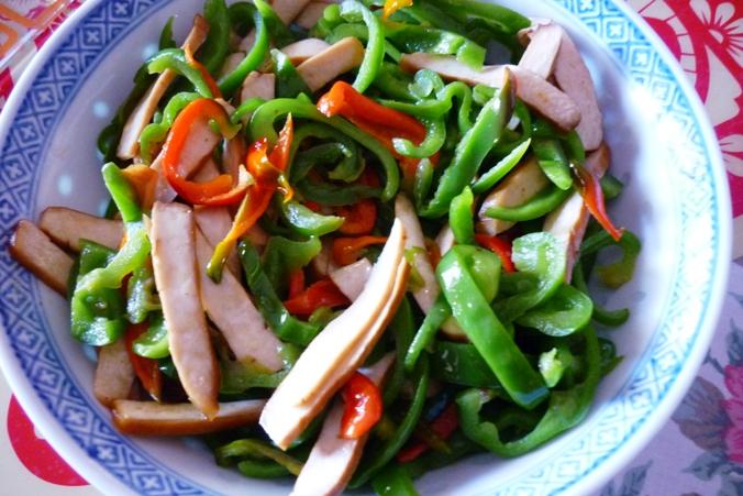 《江南小菜》——劳动节做了几个小菜_图1-1