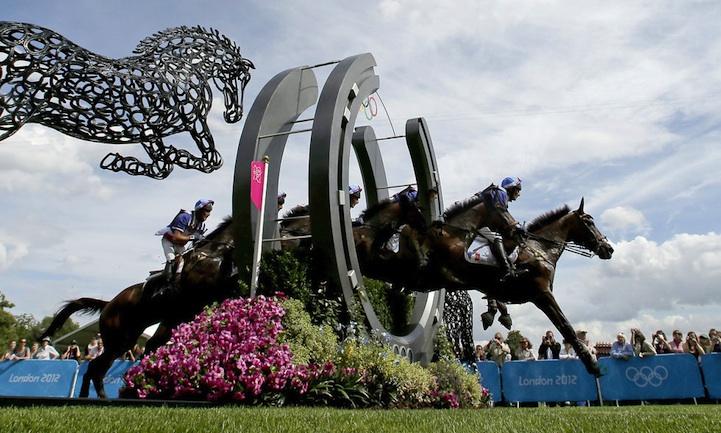 【攝影蟲】令人耳目一新的奧運会多重曝光照片_图1-14