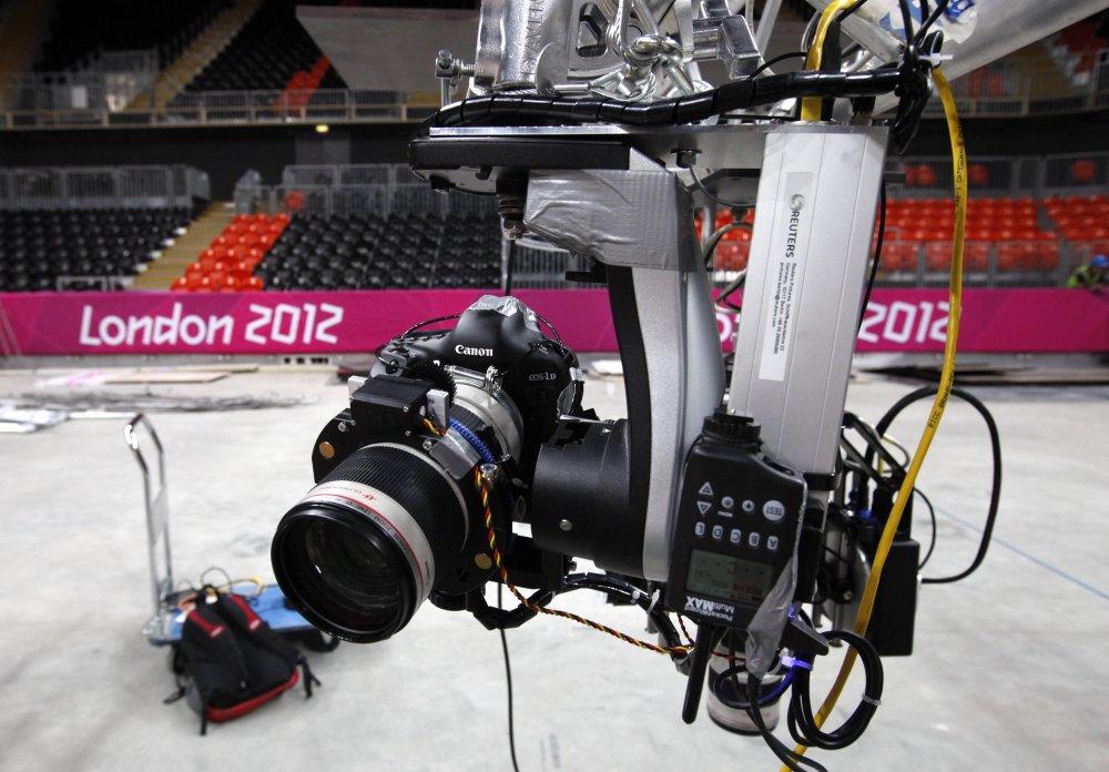 【攝影蟲】令人耳目一新的奧運会多重曝光照片_图1-17