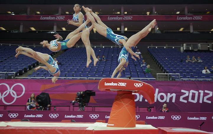 【攝影蟲】令人耳目一新的奧運会多重曝光照片_图1-8