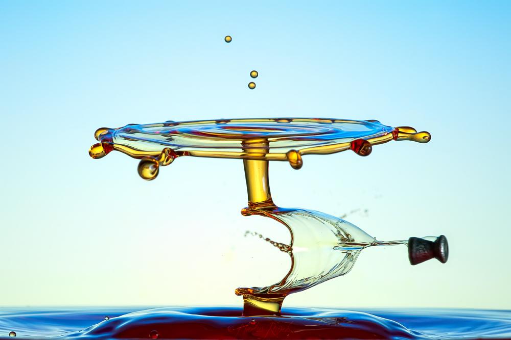 【攝影蟲】令人神暈顛倒的水滴攝影__Markus Reugels_图1-9