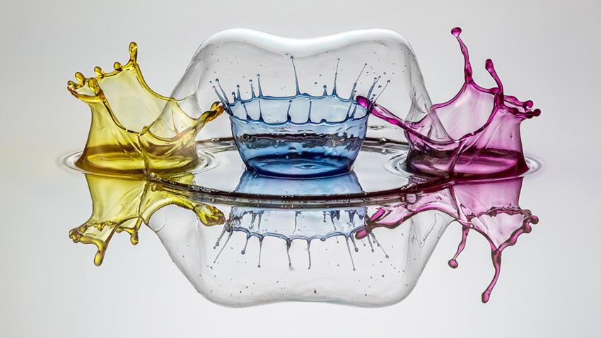 【攝影蟲】令人神暈顛倒的水滴攝影__Markus Reugels_图1-8