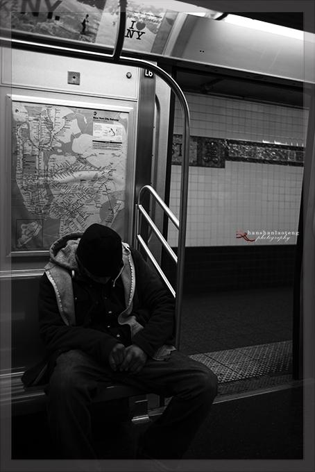 《淡入淡没》之七 大都市里的孤独_图1-3