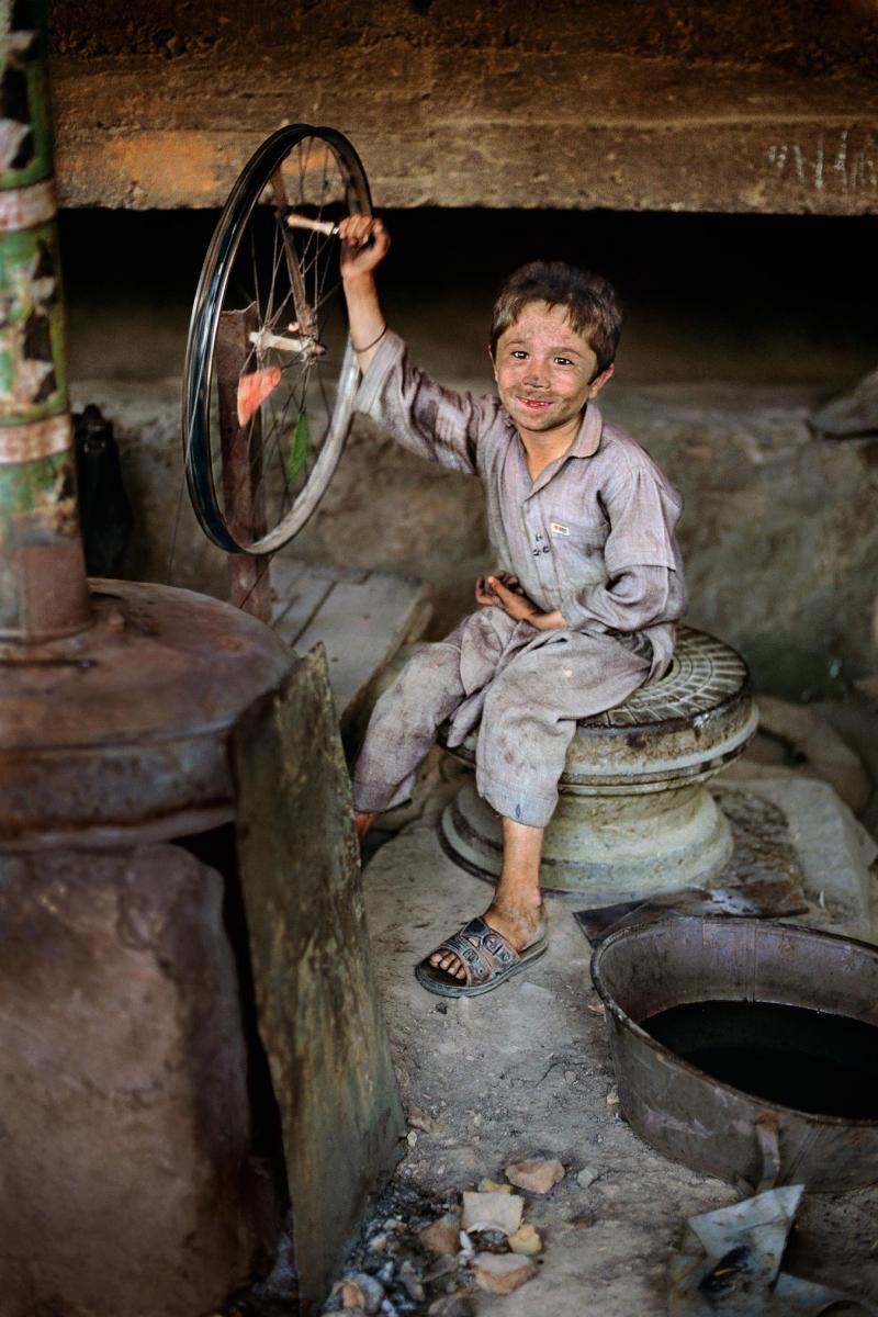 【攝影蟲】殿堂級的攝影記者 Steve McCurry_图1-6