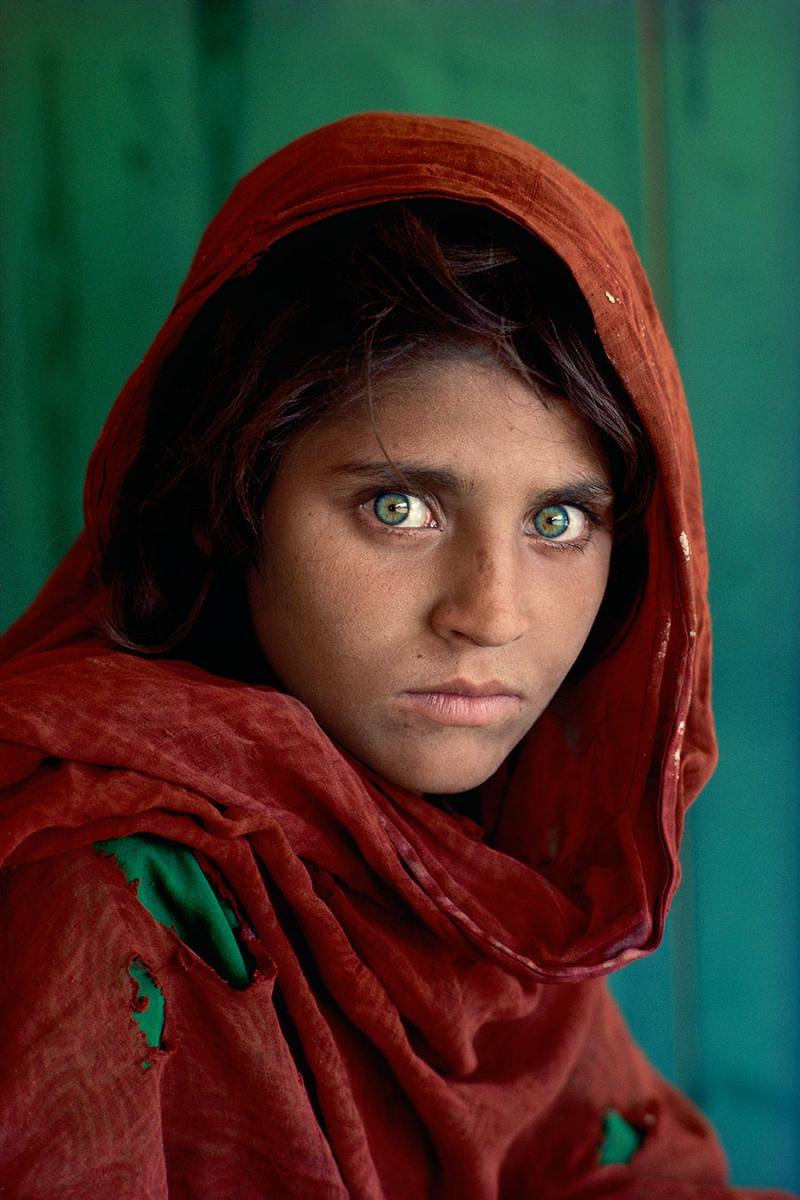 【攝影蟲】殿堂級的攝影記者 Steve McCurry_图1-1