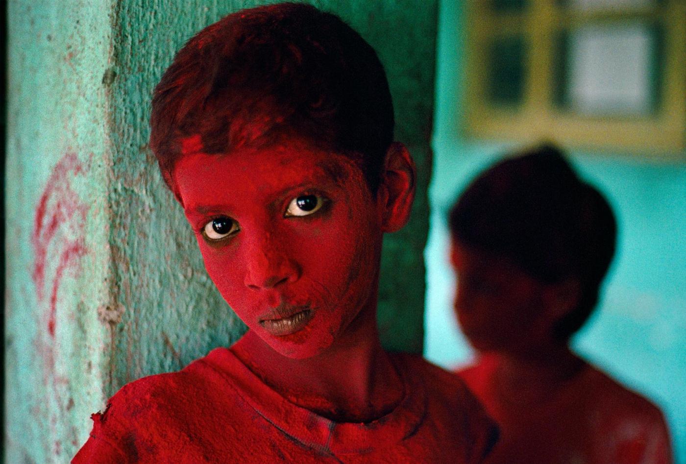 【攝影蟲】殿堂級的攝影記者 Steve McCurry_图1-12