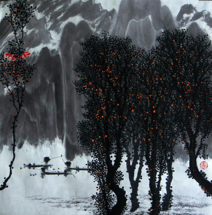 贾雨的中国式抒情_图1-4