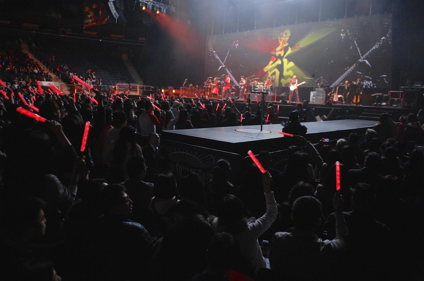 圖博-五月天今晚創造歷史, 引爆麥迪遜花園廣場Madison Square Garden-一萬多歌迷共同 ..._图1-4