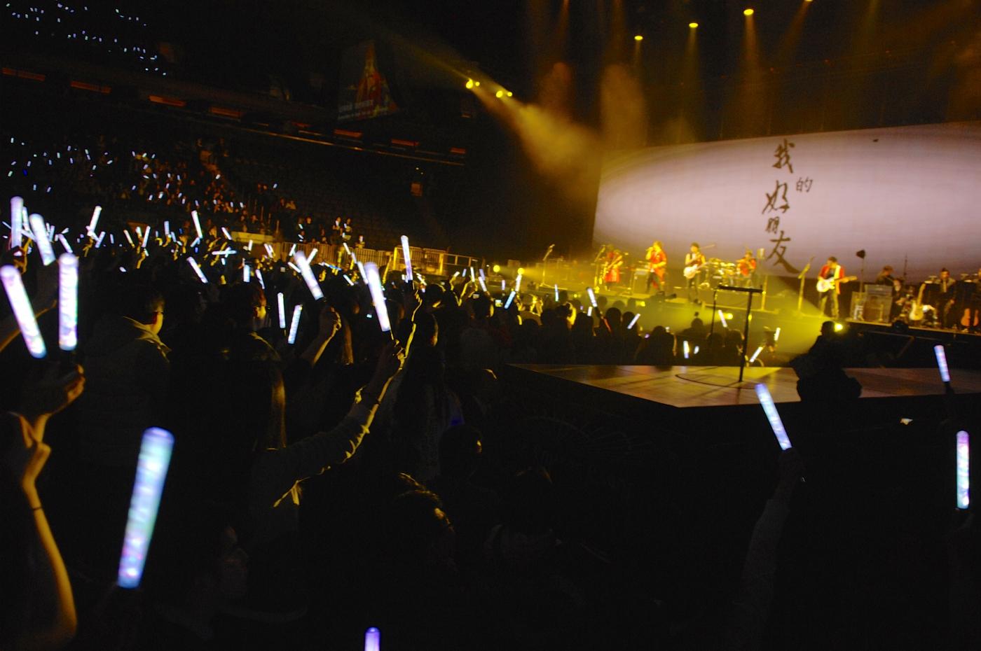 圖博-五月天今晚創造歷史, 引爆麥迪遜花園廣場Madison Square Garden-一萬多歌迷共同 ..._图1-2