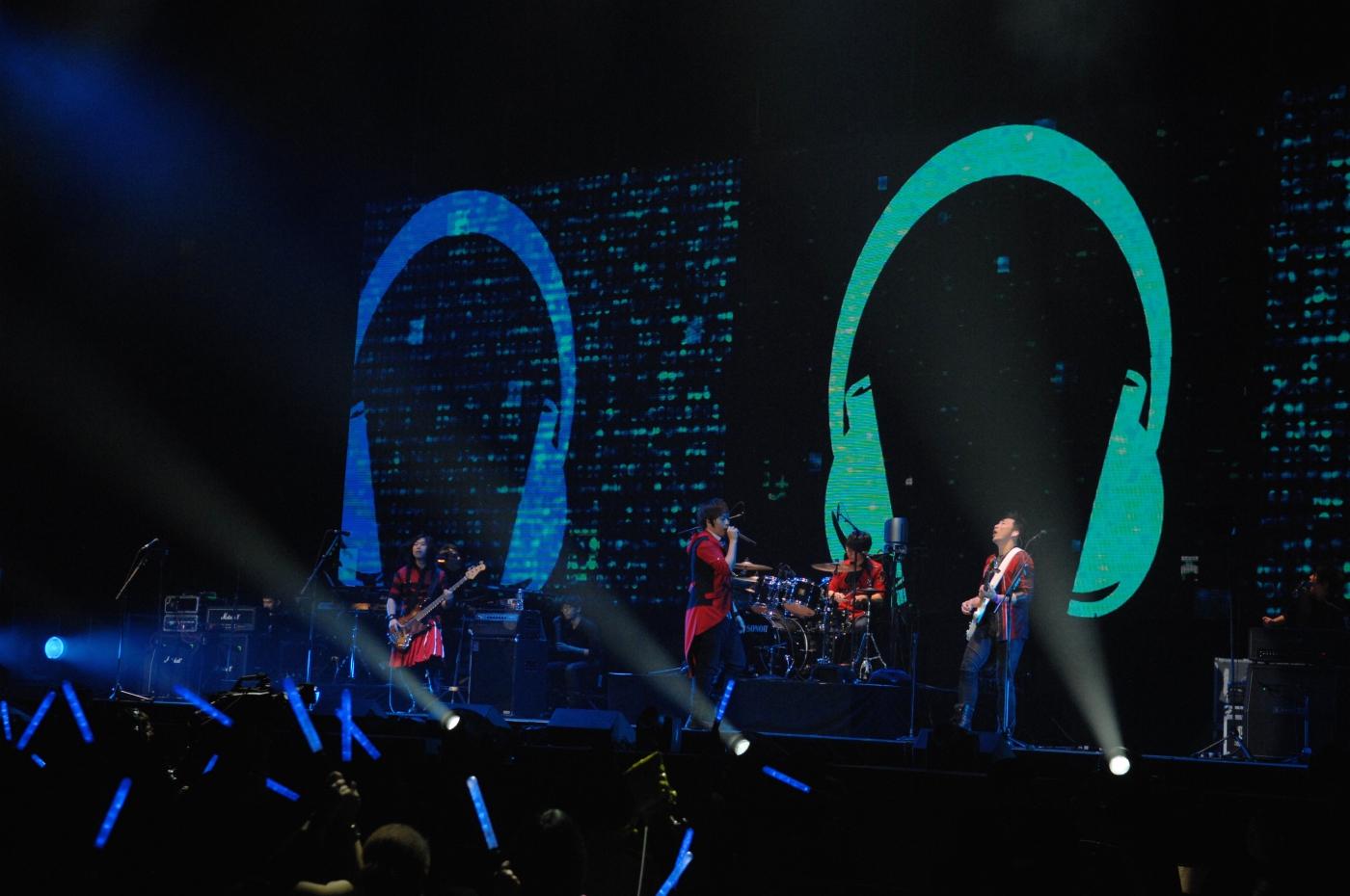 圖博-五月天今晚創造歷史, 引爆麥迪遜花園廣場Madison Square Garden-一萬多歌迷共同 ..._图1-11