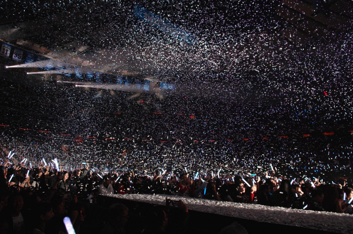 圖博-五月天今晚創造歷史, 引爆麥迪遜花園廣場Madison Square Garden-一萬多歌迷共同 ..._图1-13