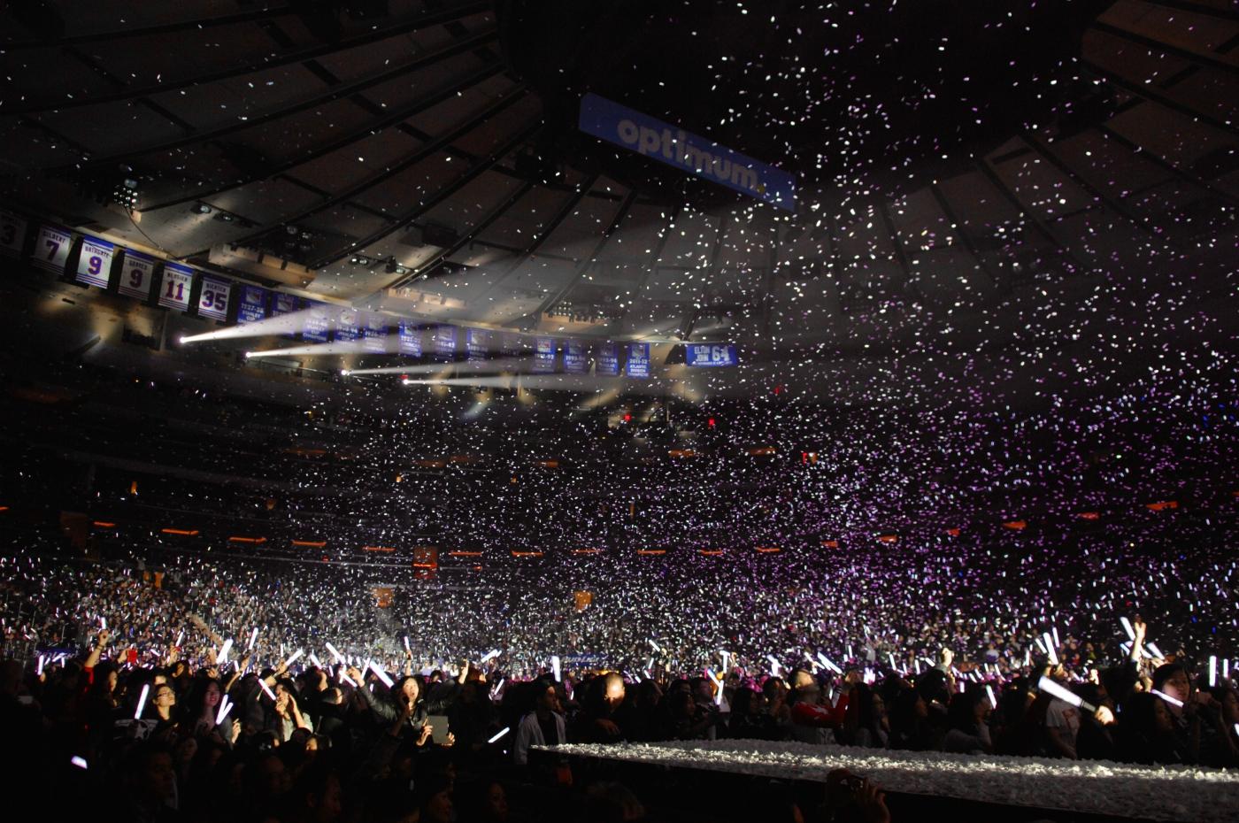 圖博-五月天今晚創造歷史, 引爆麥迪遜花園廣場Madison Square Garden-一萬多歌迷共同 ..._图1-1