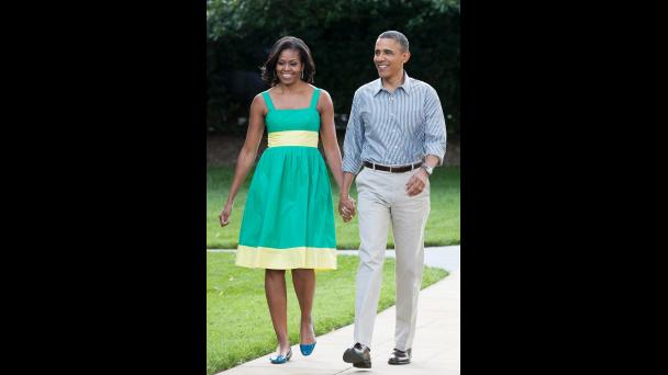 """比较中、美两国""""第一家庭""""的家庭观念_图1-15"""