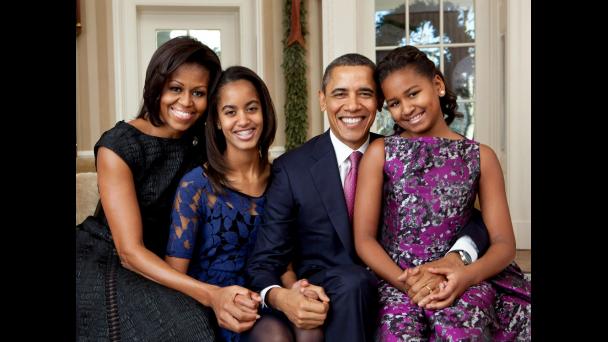 """比较中、美两国""""第一家庭""""的家庭观念_图1-12"""
