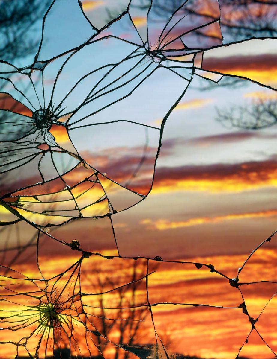 【攝影蟲】破鏡與日落___Bing Wright_图1-1