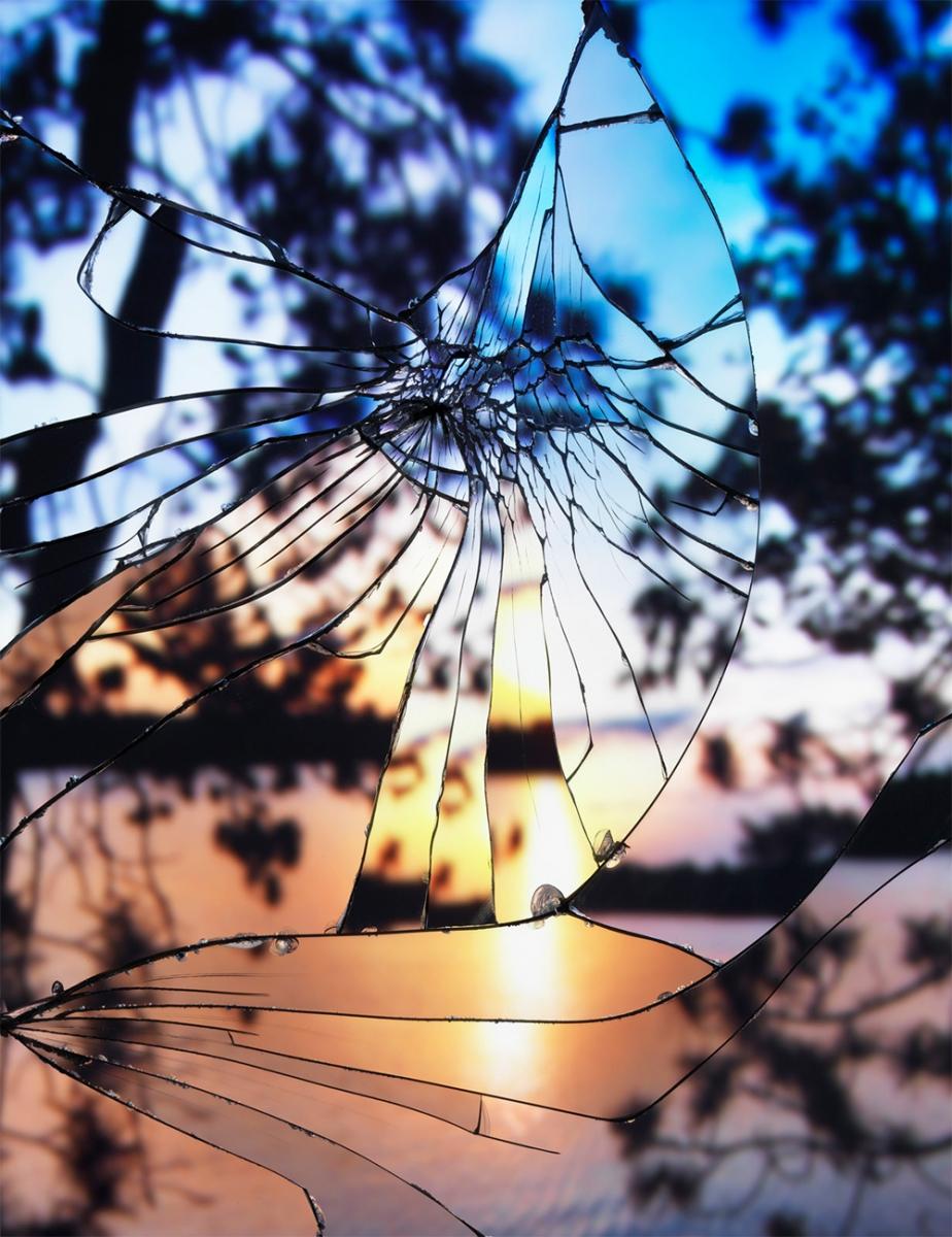 【攝影蟲】破鏡與日落___Bing Wright_图1-4