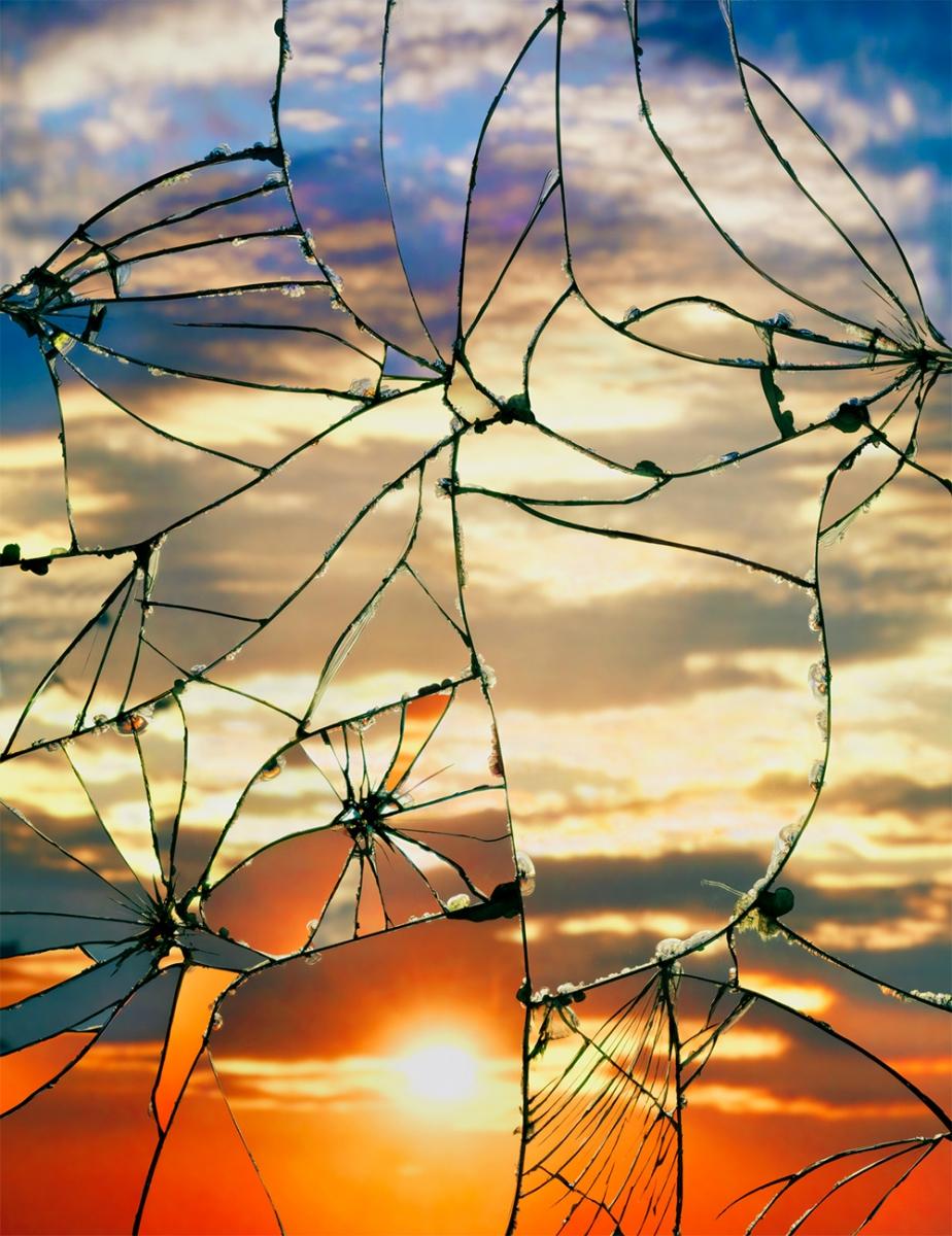 【攝影蟲】破鏡與日落___Bing Wright_图1-5