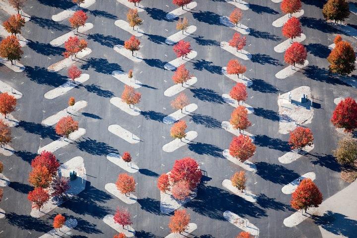 【攝影蟲】空中圖案攝影師___Alex Maclean_图1-18