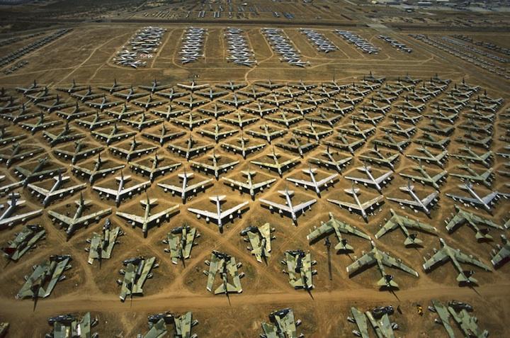 【攝影蟲】空中圖案攝影師___Alex Maclean_图1-5