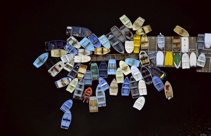 【攝影蟲】空中圖案攝影師___Alex Maclean_图1-1