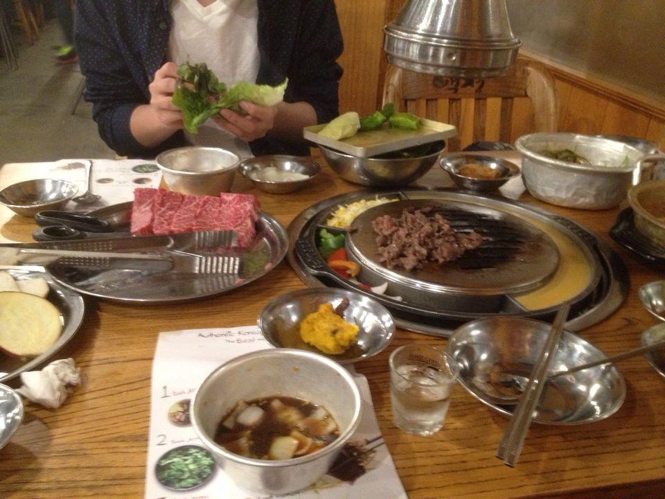 [jiejoy]好吃的韩国烤肉_图1-9