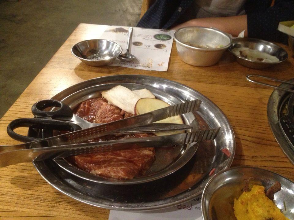 [jiejoy]好吃的韩国烤肉_图1-11
