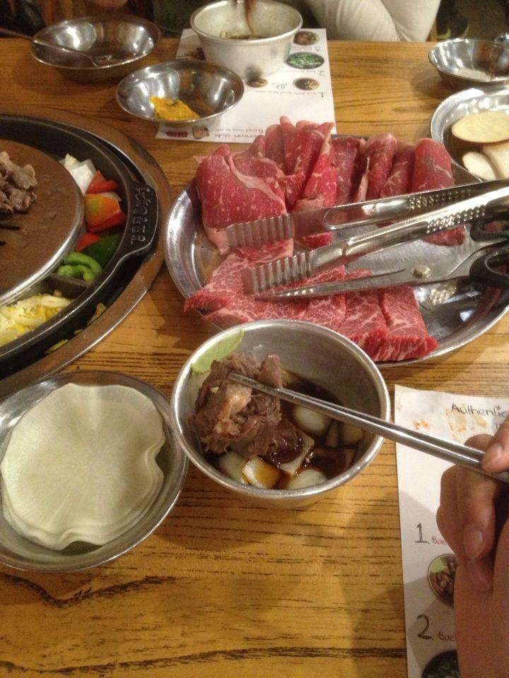 [jiejoy]好吃的韩国烤肉_图1-8