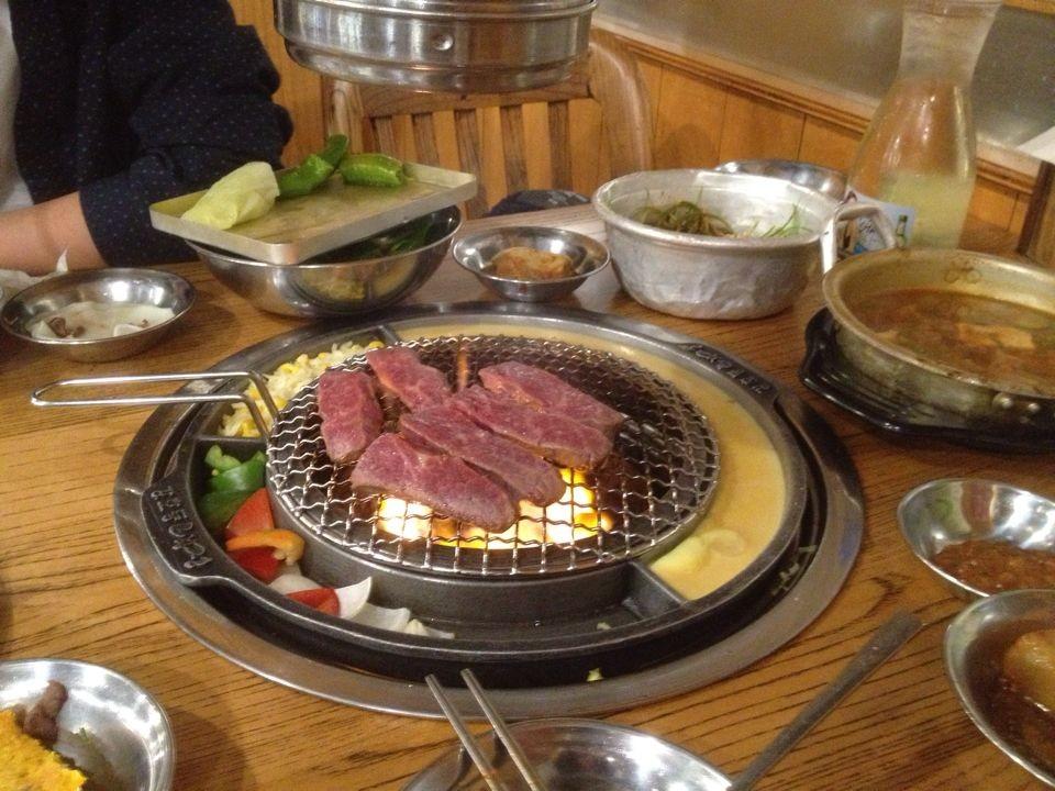 [jiejoy]好吃的韩国烤肉_图1-10