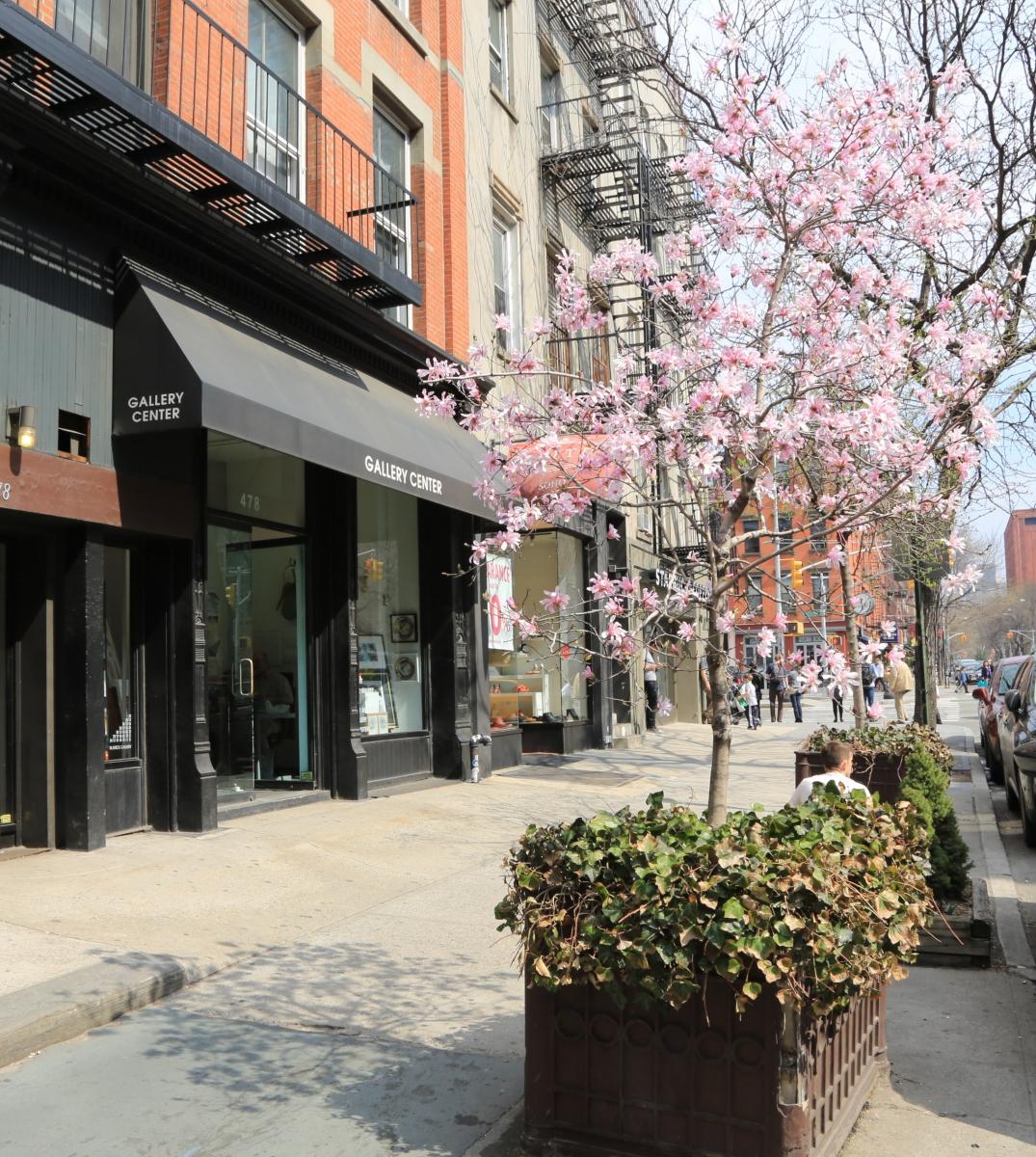 Spring NYC 街拍_图1-2