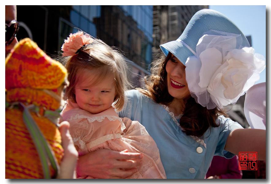 《酒一船》:纽约复活节的甜蜜微笑_图1-2