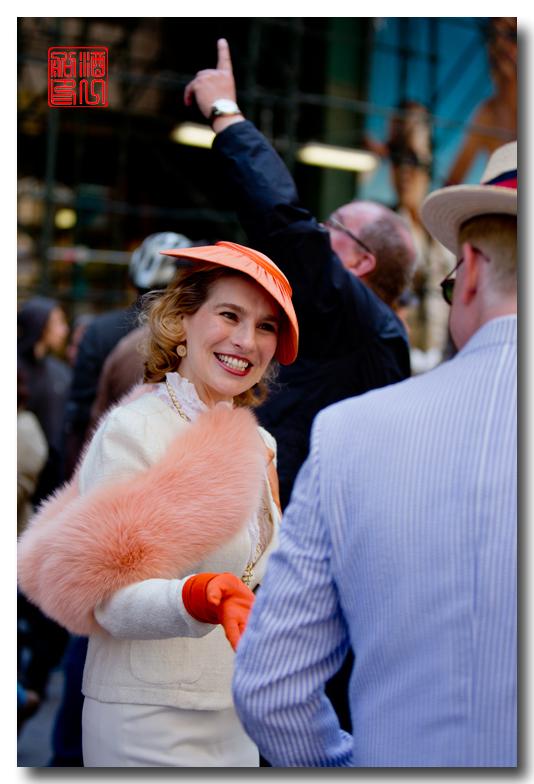 《酒一船》:纽约复活节的甜蜜微笑_图1-3