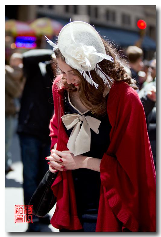 《酒一船》:纽约复活节的甜蜜微笑_图1-5
